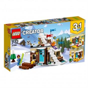 LEGO Creator Модульный набор Зимние каникулы 31080