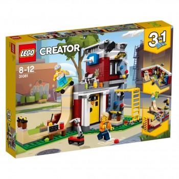 Конструктор LEGO Creator Модульный набор Каток 31081