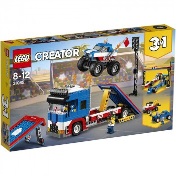 LEGO Creator Мобильное шоу 31085