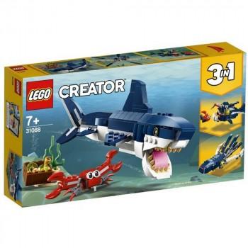 LEGO Creator Обитатели морских глубин 31088