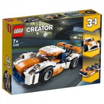 LEGO Creator Оранжевый гоночный автомобиль 31089