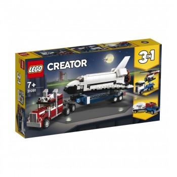 Конструктор LEGO Creator Транспортировщик шаттлов 31091