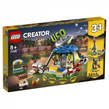 Конструктор LEGO Creator Ярмарочная карусель 31095