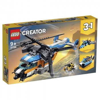 Конструктор LEGO Creator Двухроторный вертолёт 31096