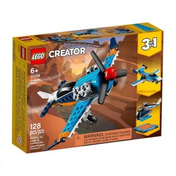 Конструктор LEGO Creator Винтовой самолёт 31099