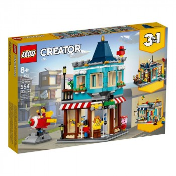 Конструктор LEGO Creator Городской магазин игрушек 31105