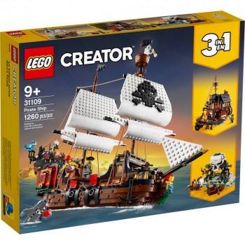 LEGO Creator Пиратский корабль 31109