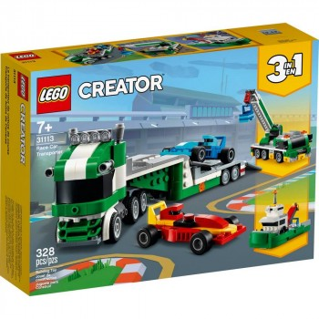 Конструктор LEGO Creator Транспортировщик гоночных автомобилей 31113