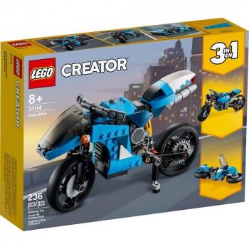 Конструктор LEGO Creator Супербайк 31114