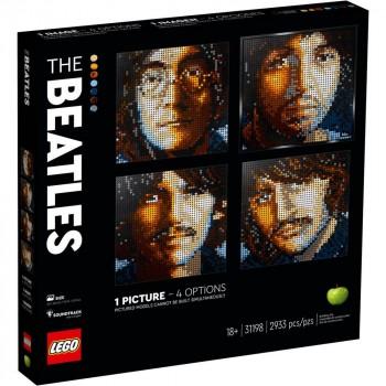 Конструктор LEGO Art Битлз 31198