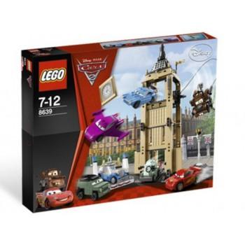 LEGO Cars Побег Биг Бентли