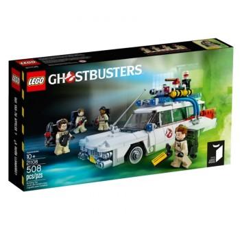 LEGO Ideas Охотники за привидениями 21108