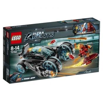 LEGO Ultra Agents Перехват Инферно