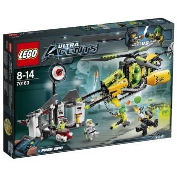 Конструктор LEGO Ultra Agents Ядовитое нападение Токсикиты