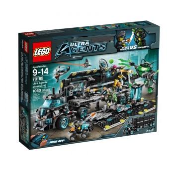 Конструктор LEGO Ultra Agents Штаб-квартира Ультра Агентов