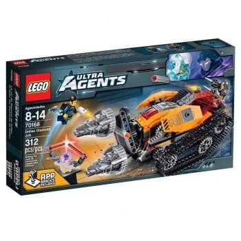 Конструктор LEGO Ultra Agents Кража алмаза 70168