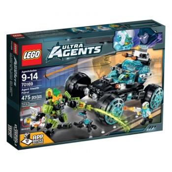 LEGO Ultra Agents Секретный патруль 70169