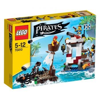 LEGO Pirates Военный форпост 70410