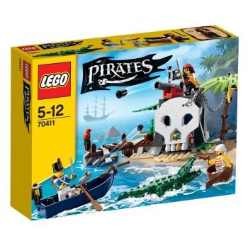 LEGO Pirates Остров Сокровищ 70411