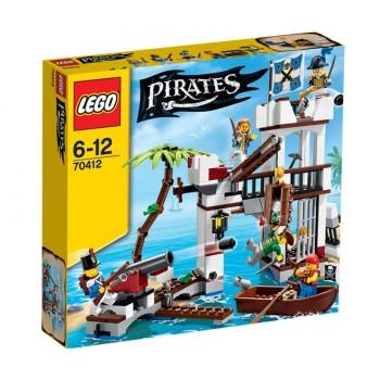 LEGO Pirates Военный форт 70412