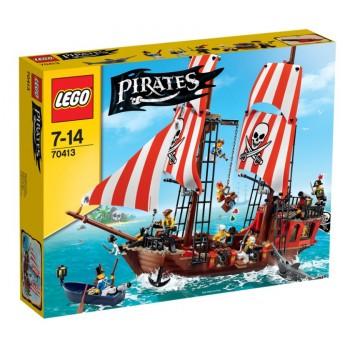 LEGO Pirates Пиратский корабль 70413