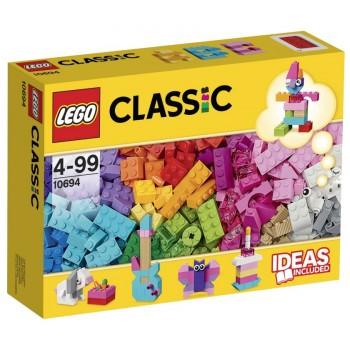 Конструктор LEGO Classic Creative Supplement Bright  Дополнение к набору для творчества 10694