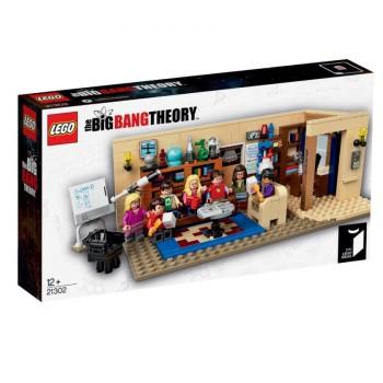 LEGO Ideas Теория большого взрыва 21302