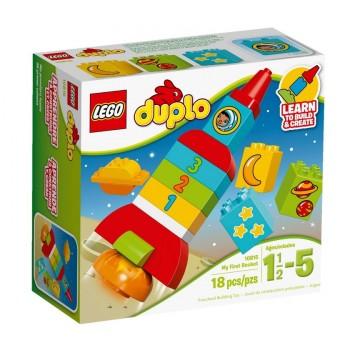 Конструктор LEGO DUPLO Моя первая ракета 10815