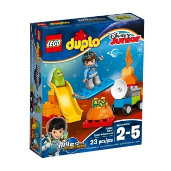 LEGO DUPLO IP  Космические приключения Майлза 10824