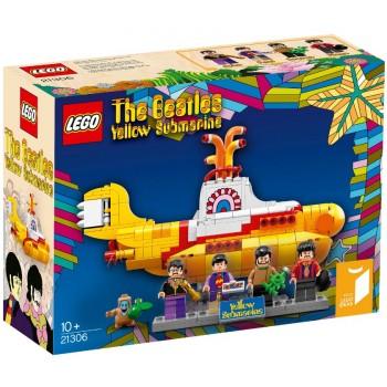 Конструктор LEGO IDEAS The Beatles Жёлтая субмарина 21306