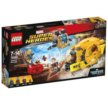 Конструктор LEGO Super Heroes Месть Аеши 76080