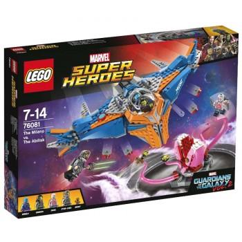 Конструктор LEGO Super Heroes Милано против Абилиска 76081