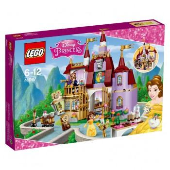 LEGO Disney Princess Заколдованный замок Белль 41067