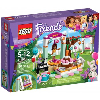 LEGO Friends День рождения 41110