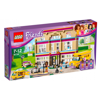 LEGO Friends Школа  искусств Хартлейк 41134