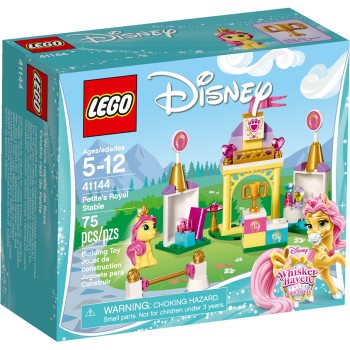 Конструктор LEGO Disney Princess Королевская конюшня Невелички 41144