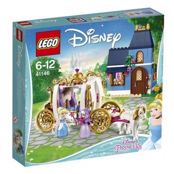 Конструктор LEGO Disney Princess Сказочный вечер Золушки 41146