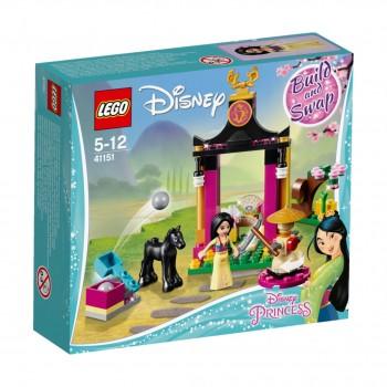 Конструктор LEGO Disney Princess Тренировка Мулан 41151