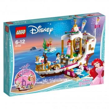 Конструктор LEGO Disney Princess Королевский праздничный корабль Ариэль 41153