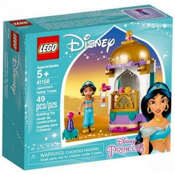 LEGO Disney Princess Башенка Жасмин 41158
