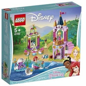 LEGO Disney Princess Королевский праздник Ариэль, Авроры и Тианы 41162
