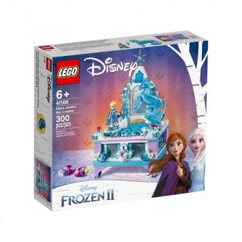 Конструктор LEGO Disney Princess Шкатулка Эльзы 41168