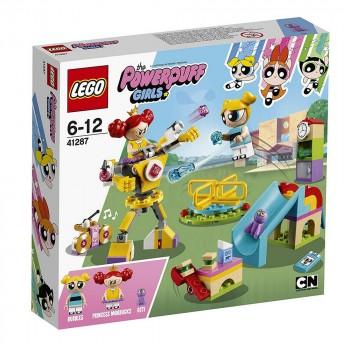 LEGO The Powerpuff Girls  Бой  на игровой площадке 41287