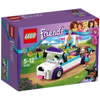 LEGO Friends Выставка щенков: Награждение 41301