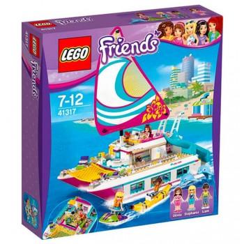 """LEGO Friends Катамаран """"Саншайн"""" 41317"""
