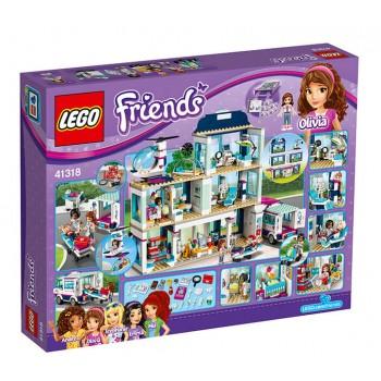 LEGO Friends Клиника Хартлейк-Сити 41318