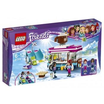LEGO Friends Горнолыжный курорт: фургончик по продаже горячего шоколада 41319