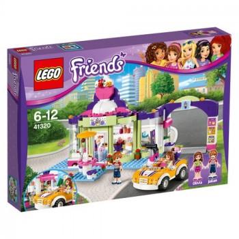 Конструктор LEGO Friends Магазин замороженных йогуртов 41320