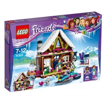 Конструктор LEGO Friends Горнолыжный курорт: шале 41323