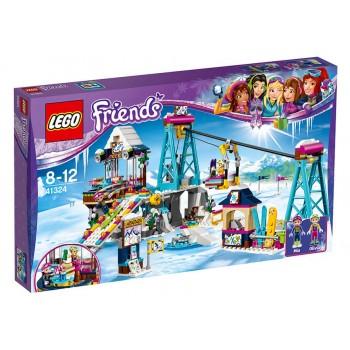 Конструктор LEGO Friends Горнолыжный курорт: подъёмник 41324